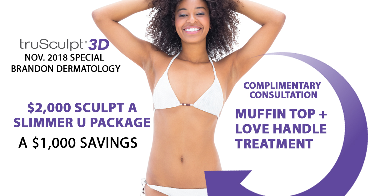 Sculpt a Slimmer U TruSculpting Package